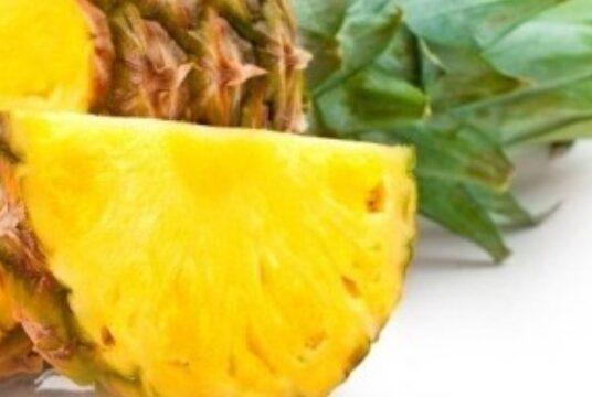 L'Ananas e le sue proprietà