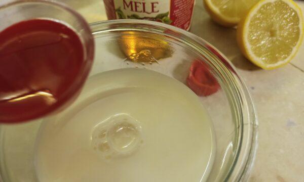 Latticello o buttermilk  fatto in casa